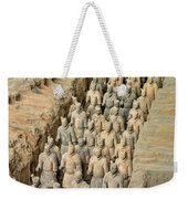 Terra Cotta Warriors Weekender Tote Bag