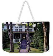 Terrace Inn Weekender Tote Bag