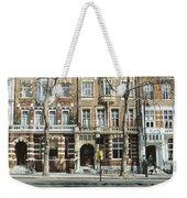 Terraced Houses In Kensington Weekender Tote Bag