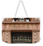 Terracotta Building Weekender Tote Bag