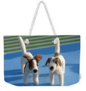 Terriers Weekender Tote Bag
