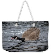 Territorial Canadian Goose Weekender Tote Bag