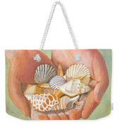 Tesori Del Mare - Treasures Of The Sea Weekender Tote Bag