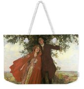 Tess Of The D'urbervilles Or The Elopement Weekender Tote Bag