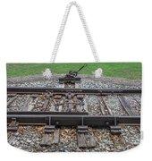 Switch Tracks Weekender Tote Bag