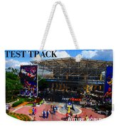 Test Track Opening 1999 Weekender Tote Bag