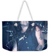 Testament - Chuck Billy Weekender Tote Bag