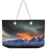 Teton Explosion Weekender Tote Bag