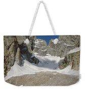 1m9385-teton Glacier Weekender Tote Bag