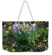 Teton Widflowers  Weekender Tote Bag