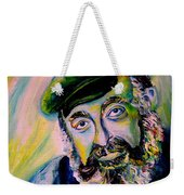 Tevye Fiddler On The Roof Weekender Tote Bag