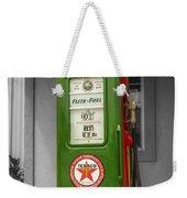 Texaco Gas Pump Weekender Tote Bag