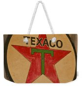 Texaco Star Weekender Tote Bag