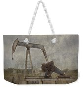 Texas Black Gold Weekender Tote Bag