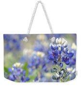 Texas Bluebonnets 05 Weekender Tote Bag