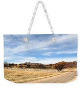 Texas Canyon In February Weekender Tote Bag