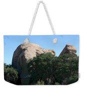 Texas Canyon Megaliths  Weekender Tote Bag
