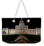 Texas Capital Building Weekender Tote Bag