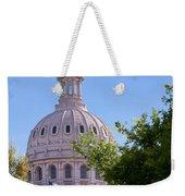 Texas Capital Dome Weekender Tote Bag