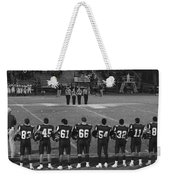 Texas High School Football  Weekender Tote Bag