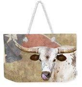 Texas Longhorn # 2 Weekender Tote Bag