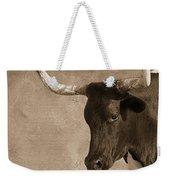Texas Longhorn #6 Weekender Tote Bag