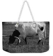 Texas Longhorn Iv Weekender Tote Bag