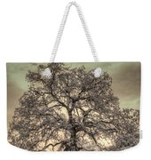 Texas Oak Tree Weekender Tote Bag