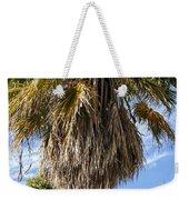Texas Palm Weekender Tote Bag