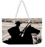 Texas Ranger Weekender Tote Bag
