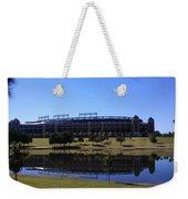 Texas Rangers Reflection Weekender Tote Bag
