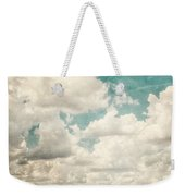 Texas Skies Weekender Tote Bag