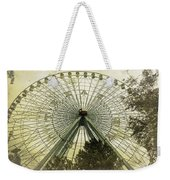 Texas Star Old Fashioned Fun Weekender Tote Bag
