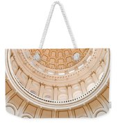 Texas State Building Dome Weekender Tote Bag