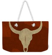 Texas State Facts Minimalist Movie Poster Art  Weekender Tote Bag
