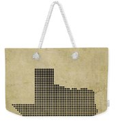 Texas Statehood Weekender Tote Bag