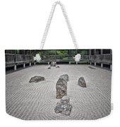 Texas Zen Weekender Tote Bag