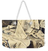 Textile Collection Weekender Tote Bag
