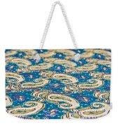 Textile Pattern Weekender Tote Bag