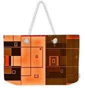 Textured Beauty Weekender Tote Bag