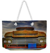 Textured Ford Truck 1 Weekender Tote Bag