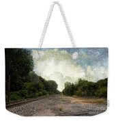Textured Landscape Weekender Tote Bag