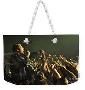Tfk-trevor-2727-1 Weekender Tote Bag
