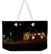 Tgi Fridays Car Lights Glow Weekender Tote Bag