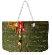 Thai Bell Weekender Tote Bag