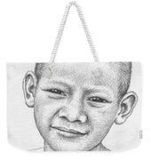 Thai Boy Weekender Tote Bag