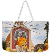 Thai Buddha Weekender Tote Bag