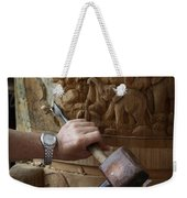 Thai Woodworker Weekender Tote Bag