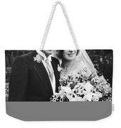 Thalberg And Shearer Wedding Weekender Tote Bag