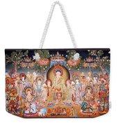 Buddha Art Thangka Weekender Tote Bag